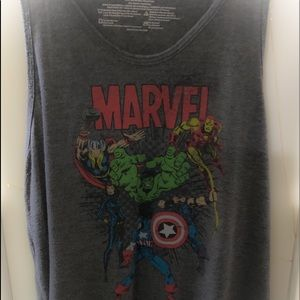 Marvel womens tank. XL